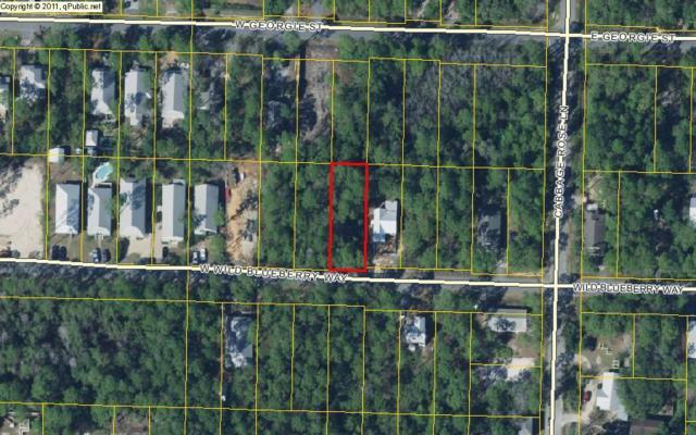Lot 26 W Wild Blueberry Way, Santa Rosa Beach, FL 32459 (MLS #800918) :: Scenic Sotheby's International Realty