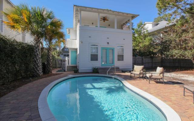 20 Trae Lane, Santa Rosa Beach, FL 32459 (MLS #801006) :: Luxury Properties on 30A