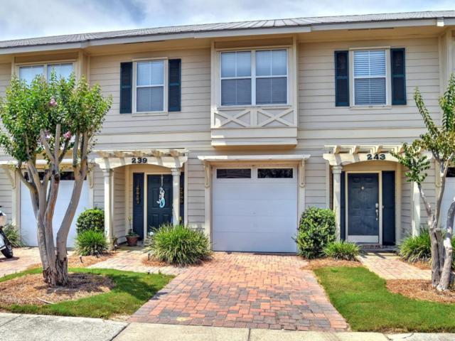 239 Mattie M Kelly Boulevard, Destin, FL 32541 (MLS #801196) :: ResortQuest Real Estate