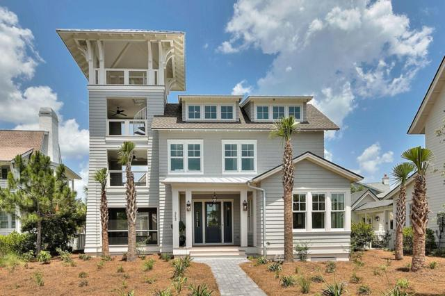 242 Gulf Bridge Lane, Inlet Beach, FL 32461 (MLS #801467) :: Somers & Company