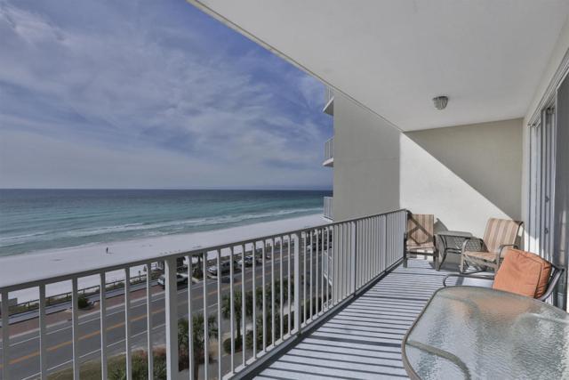 1200 Scenic Gulf Drive B502, Miramar Beach, FL 32550 (MLS #801513) :: Somers & Company