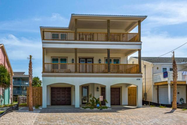 6728 Gulf Drive, Panama City Beach, FL 32408 (MLS #801517) :: Scenic Sotheby's International Realty