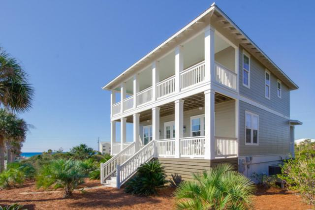 52 Hilltop Drive, Santa Rosa Beach, FL 32459 (MLS #801539) :: Engel & Volkers 30A Chris Miller