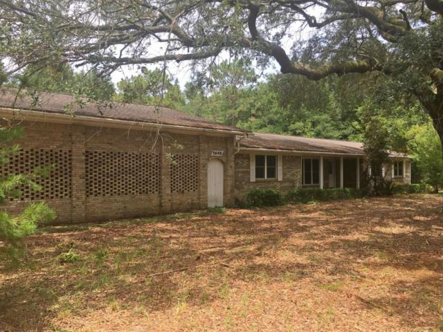 5648 Camellia Avenue, Milton, FL 32570 (MLS #801543) :: Classic Luxury Real Estate, LLC