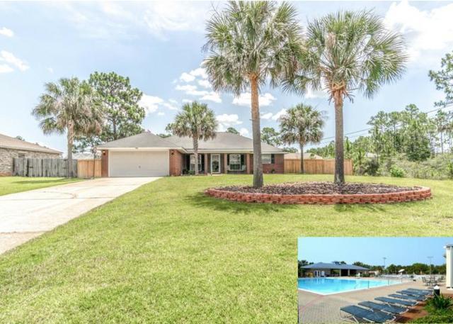 1980 Eagle Lane, Navarre, FL 32566 (MLS #801558) :: Scenic Sotheby's International Realty
