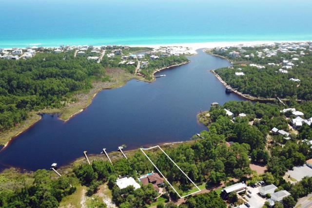 Lot 4 Coquina Place, Santa Rosa Beach, FL 32459 (MLS #801571) :: Counts Real Estate Group