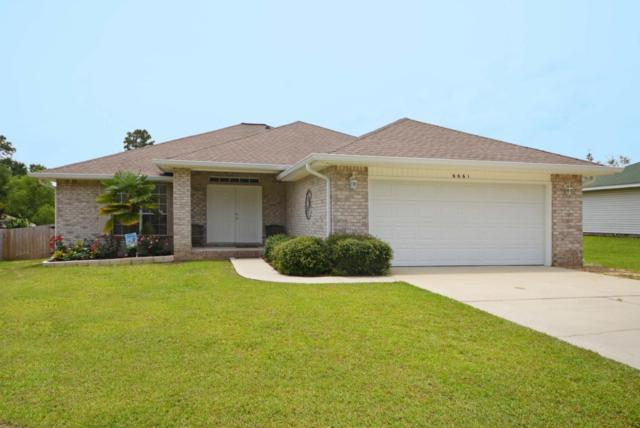6661 Woodbury Forest Drive, Milton, FL 32583 (MLS #801603) :: Scenic Sotheby's International Realty