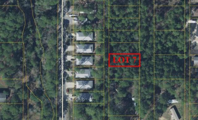 Lot 7 Blk 115 Town Of Santa Rosa, Santa Rosa Beach, FL 32459 (MLS #801629) :: Somers & Company