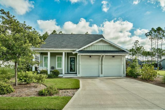 128 Jack Knife Drive, Inlet Beach, FL 32461 (MLS #801641) :: Somers & Company