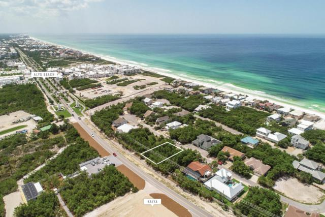 Lot 8 E Walton Bonita Drive, Inlet Beach, FL 32461 (MLS #801751) :: ResortQuest Real Estate