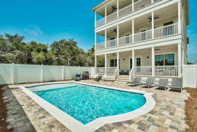 101 A Street, Inlet Beach, FL 32461 (MLS #801760) :: Classic Luxury Real Estate, LLC