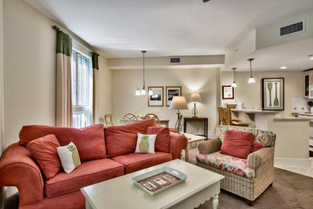 9300 Baytowne Wharf Boulevard #205, Miramar Beach, FL 32550 (MLS #801887) :: Coast Properties