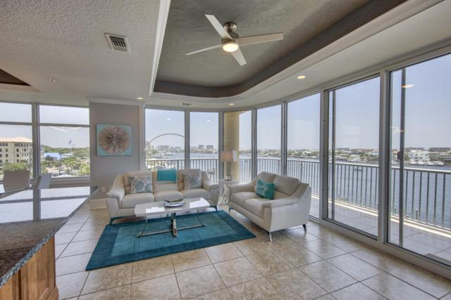 508 Harbor Boulevard #401, Destin, FL 32541 (MLS #801896) :: ResortQuest Real Estate
