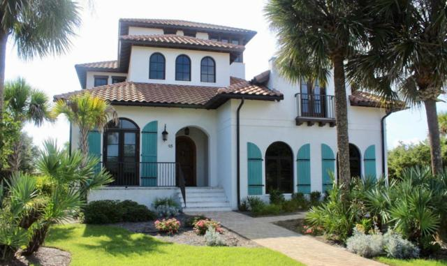 48 Paradise By The Sea Boulevard, Rosemary Beach, FL 32461 (MLS #801960) :: Luxury Properties of the Emerald Coast