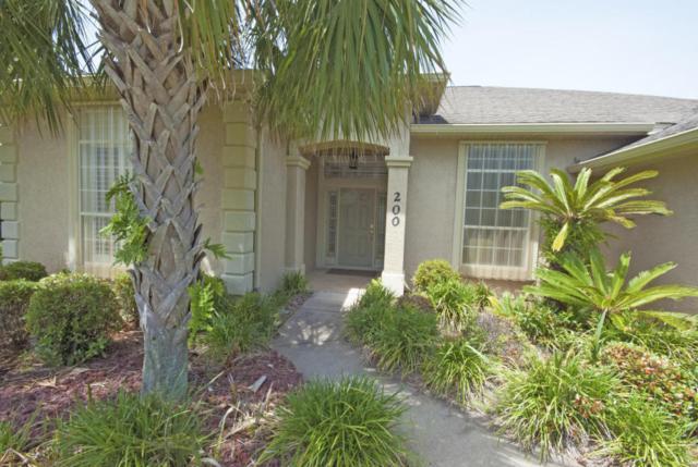 200 Summer Breeze Road, Panama City Beach, FL 32413 (MLS #802054) :: ResortQuest Real Estate