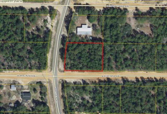 2 lots Hyacinth Ave E, Defuniak Springs, FL 32433 (MLS #802101) :: Keller Williams Realty Emerald Coast