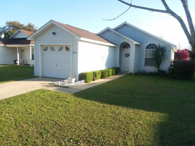 439 Hilburn Lane, Pensacola, FL 32504 (MLS #802297) :: Classic Luxury Real Estate, LLC