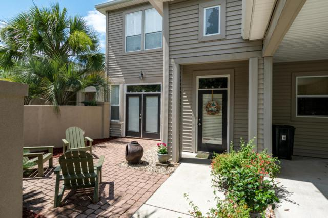 65 Courtyard Circle #65, Santa Rosa Beach, FL 32459 (MLS #802559) :: ResortQuest Real Estate