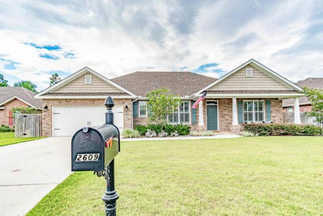 2609 New Haven Boulevard, Navarre, FL 32566 (MLS #802580) :: Classic Luxury Real Estate, LLC