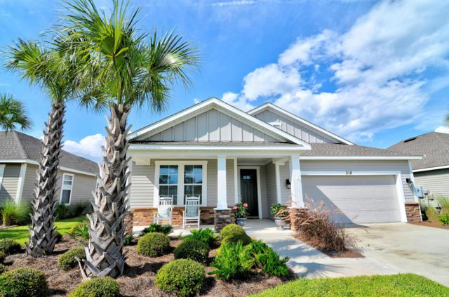 318 Blue Sage Road, Panama City Beach, FL 32413 (MLS #802658) :: ResortQuest Real Estate
