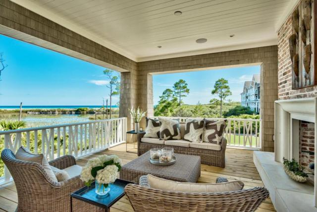 116 Compass Point Way, Watersound, FL 32461 (MLS #802678) :: Luxury Properties of the Emerald Coast