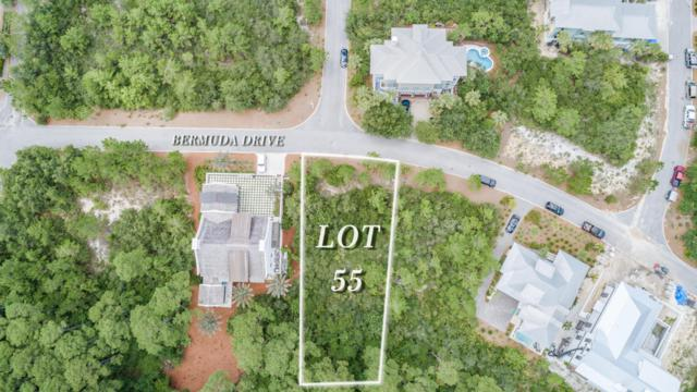 Lot 55 W Bermuda Drive, Santa Rosa Beach, FL 32459 (MLS #802719) :: ResortQuest Real Estate