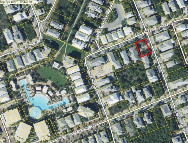Lot 10 Beach Bike Way, Seacrest, FL 32461 (MLS #802811) :: Homes on 30a, LLC