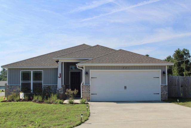 221 Croft Circle, Crestview, FL 32536 (MLS #802889) :: Classic Luxury Real Estate, LLC