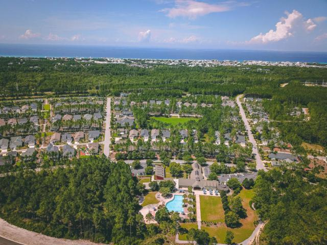 121 Firefly Way Lot 74, Watersound, FL 32461 (MLS #802890) :: Luxury Properties of the Emerald Coast