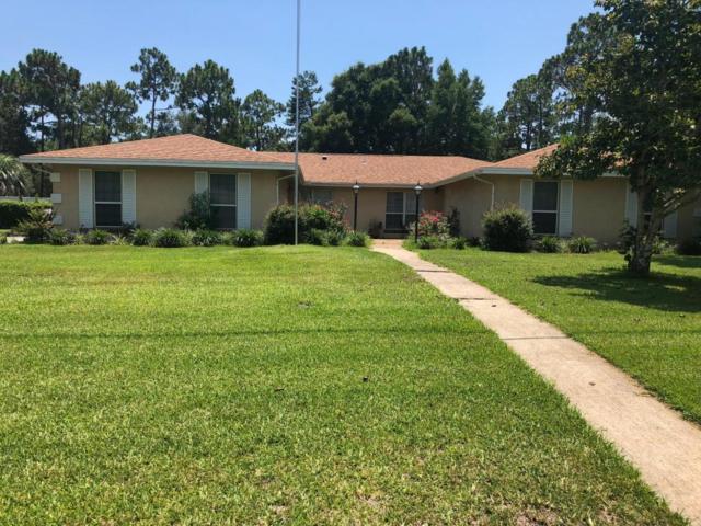 22 Hillcrest Drive, Shalimar, FL 32579 (MLS #802893) :: Classic Luxury Real Estate, LLC