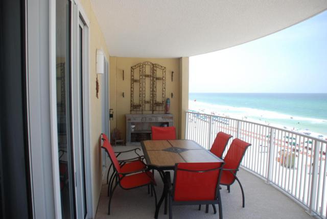 17545 W Front Beach Road #1408, Panama City Beach, FL 32413 (MLS #803165) :: Keller Williams Emerald Coast
