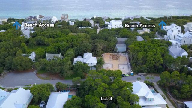 Lot 3 Seagrove Village Drive, Santa Rosa Beach, FL 32459 (MLS #803204) :: RE/MAX By The Sea