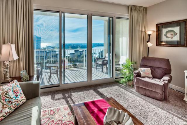 122 Seascape Drive Unit 705, Miramar Beach, FL 32550 (MLS #803206) :: Classic Luxury Real Estate, LLC