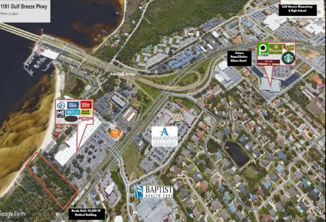 1181 Gulf Breeze Parkway, Gulf Breeze, FL 32561 (MLS #803355) :: Davis Properties