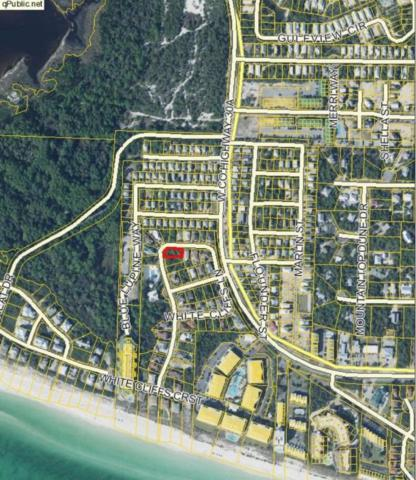 Lot 8 White Cliffs Drive Lot 8 Blk D, Santa Rosa Beach, FL 32459 (MLS #803416) :: Keller Williams Realty Emerald Coast