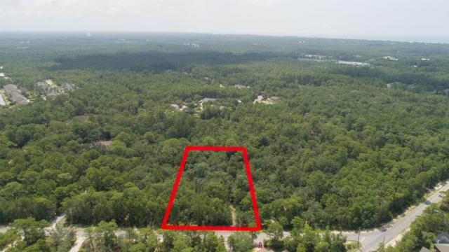 Lot 6 Woodland Bayou Drive, Santa Rosa Beach, FL 32459 (MLS #803467) :: Classic Luxury Real Estate, LLC