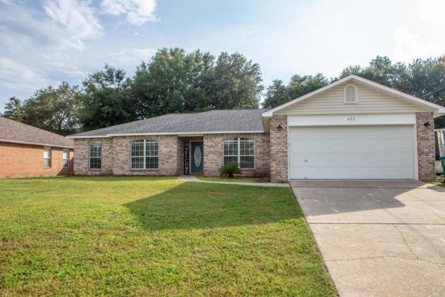437 Hatchee Drive, Crestview, FL 32536 (MLS #803530) :: Classic Luxury Real Estate, LLC