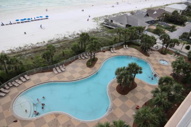 6627 Thomas Drive #703, Panama City Beach, FL 32407 (MLS #803539) :: Classic Luxury Real Estate, LLC
