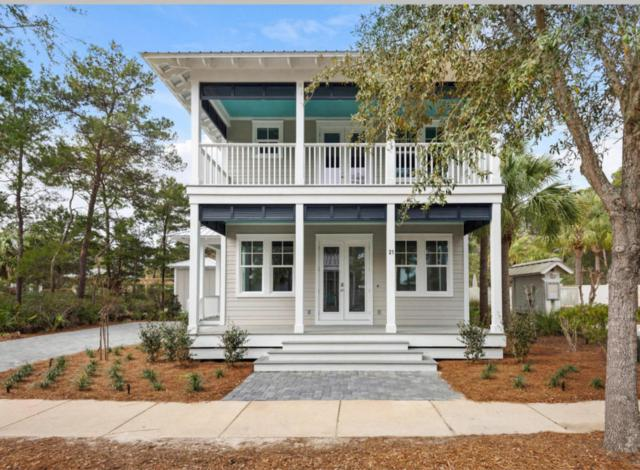 21 Hiker Street, Santa Rosa Beach, FL 32459 (MLS #803553) :: Classic Luxury Real Estate, LLC