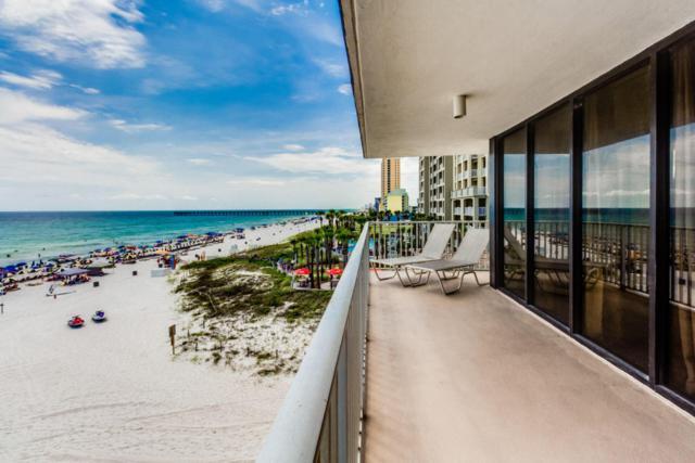 11757 Front Beach Road Unit W408, Panama City Beach, FL 32407 (MLS #803573) :: Scenic Sotheby's International Realty