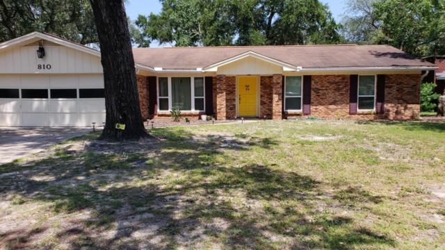 810 Linden Avenue, Niceville, FL 32578 (MLS #803591) :: Classic Luxury Real Estate, LLC