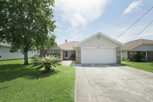 477 Cascabellas Street, Mary Esther, FL 32569 (MLS #803606) :: Classic Luxury Real Estate, LLC