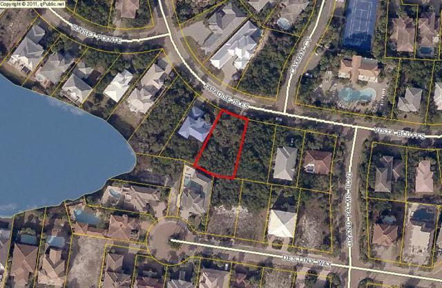 4646 Paradise Isle, Destin, FL 32541 (MLS #803626) :: Classic Luxury Real Estate, LLC