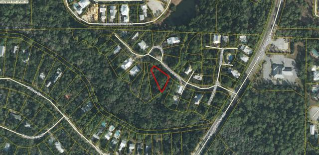 Lot 28 Hammock Lane, Santa Rosa Beach, FL 32459 (MLS #803654) :: ResortQuest Real Estate