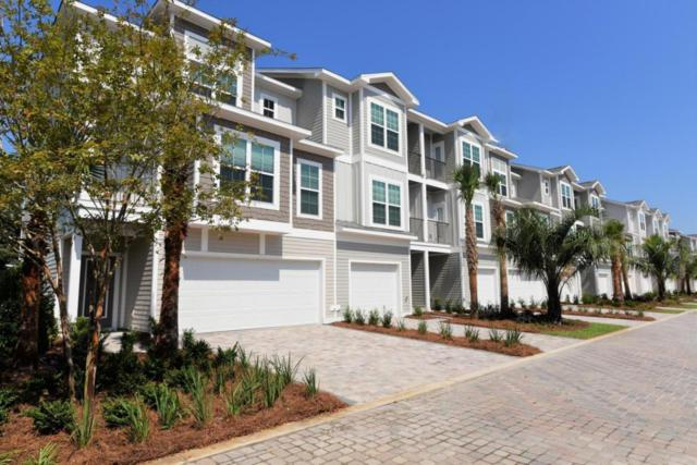 257 Driftwood Road Unit 16, Miramar Beach, FL 32550 (MLS #803665) :: Homes on 30a, LLC