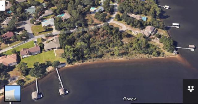 Lot 5 Shearwater Drive, Navarre, FL 32566 (MLS #803774) :: Luxury Properties Real Estate