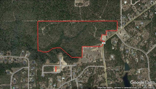 25 AC Old Bethel Road, Crestview, FL 32536 (MLS #803904) :: Counts Real Estate Group