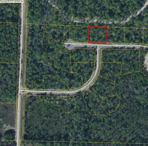8 Seclusion Way, Santa Rosa Beach, FL 32459 (MLS #803911) :: Classic Luxury Real Estate, LLC