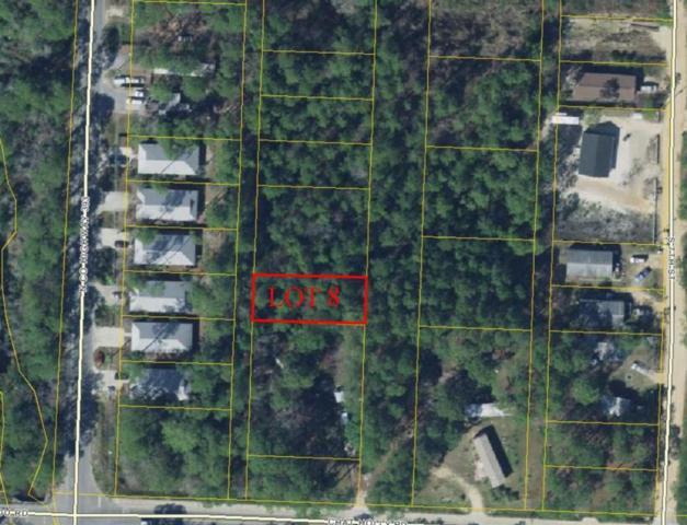Lot 8 Blk 115 Town Of Santa Rosa, Santa Rosa Beach, FL 32459 (MLS #803915) :: Classic Luxury Real Estate, LLC