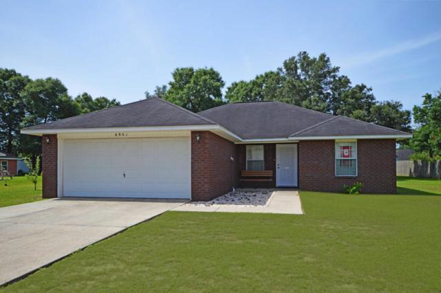 8951 Tarrytown Road, Milton, FL 32583 (MLS #803923) :: Classic Luxury Real Estate, LLC